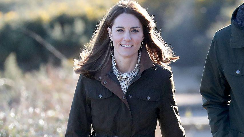 Herzogin Kate im März 2020 in Dublin