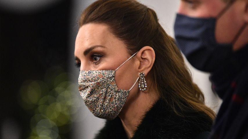 Herzogin Kate im Dezember 2020