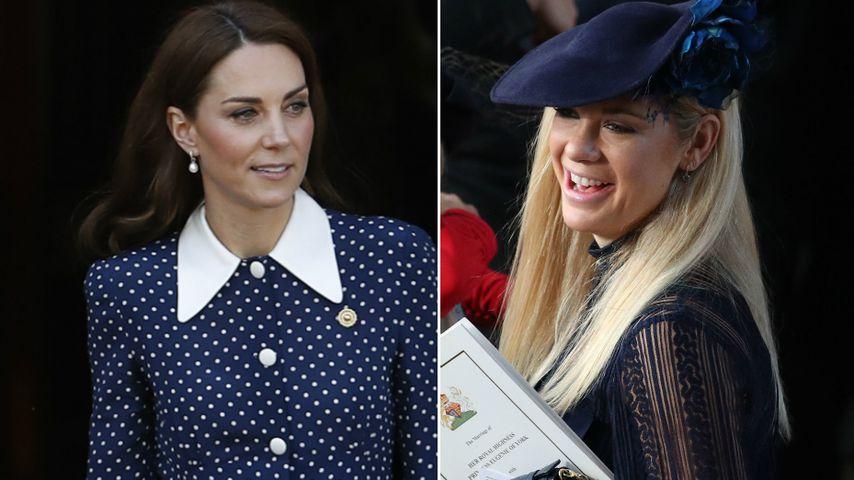 Keine Lust auf Kate: Harrys Ex Chelsy lehnte Freundschaft ab