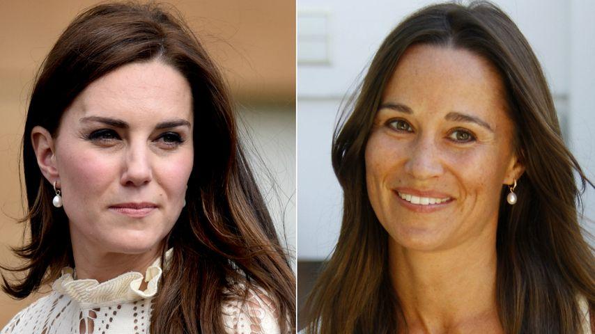 Royal vs. bürgerlich: Kates & Pippas Hochzeiten im Vergleich