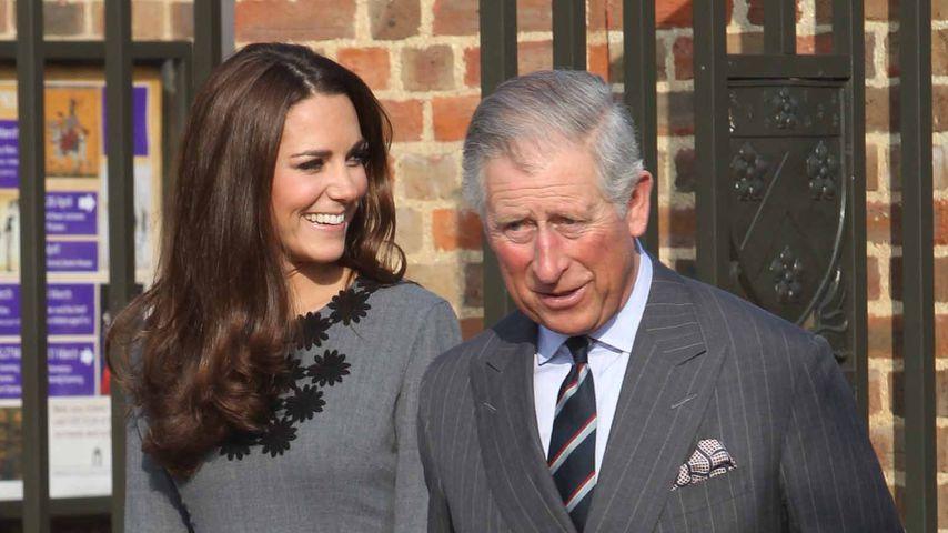 Royal-Zoff: So verärgerte Herzogin Kate ihren Schwiegerpapa
