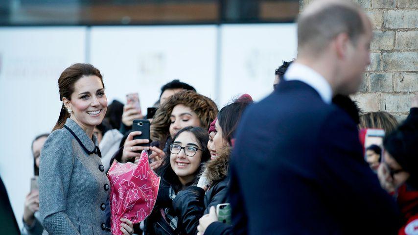 Herzogin Kate: Das sollen ihre Kids nicht von ihr lernen!