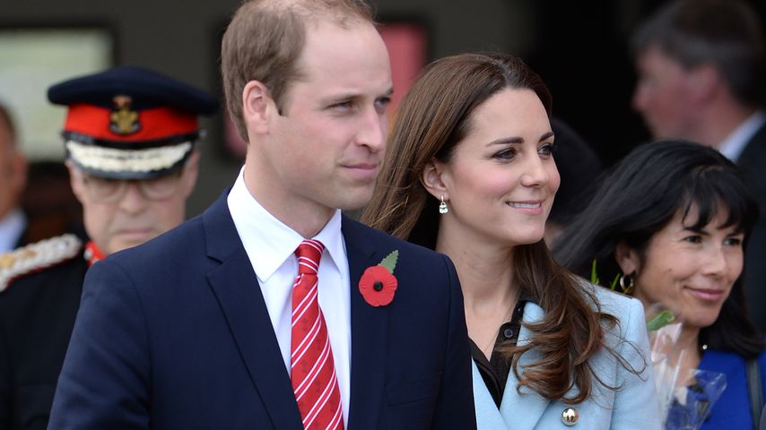 Ab nach NYC! Kate & William besuchen den Big Apple