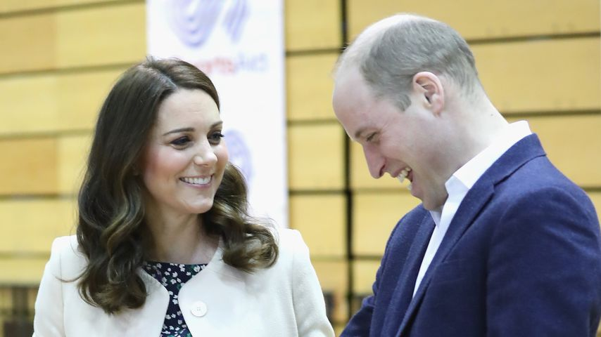 Herzogin Kate und Prinz William bei einem Charity-Event in London