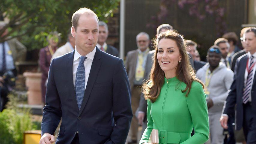 Die Royals machen Ferien: Luxus-Urlaub für William & Kate