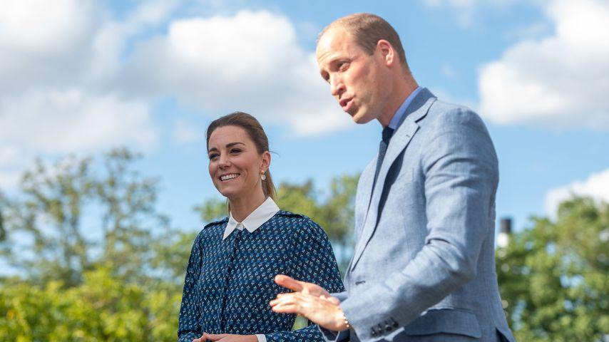 Was planen Kate & William für ihre Kids in den Sommerferien?