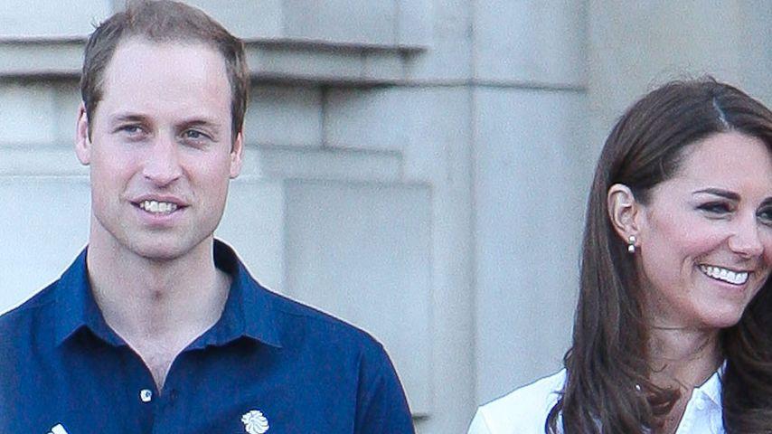 Stellen William & Kate um 19 Uhr ihr Baby vor?
