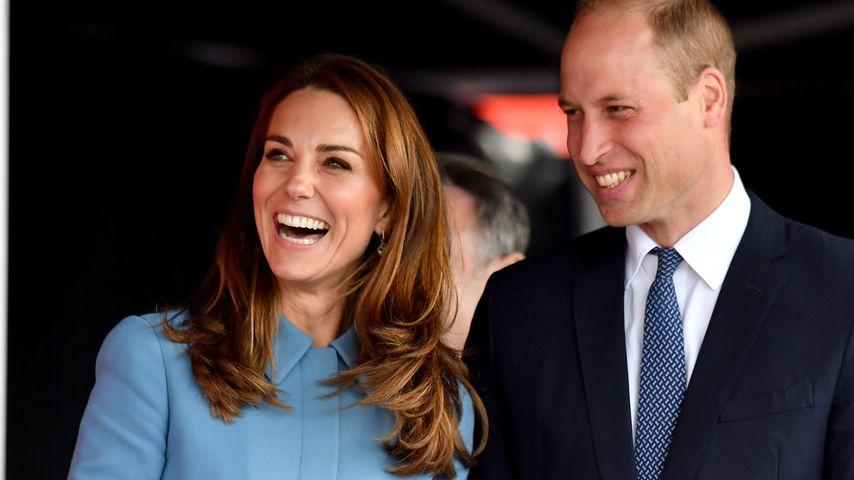 """Kate und William sorgen mit """"großer Ankündigung"""" für Furore!"""