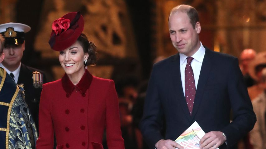 Herzogin Kate und Prinz William am Commonwealth Day 2020