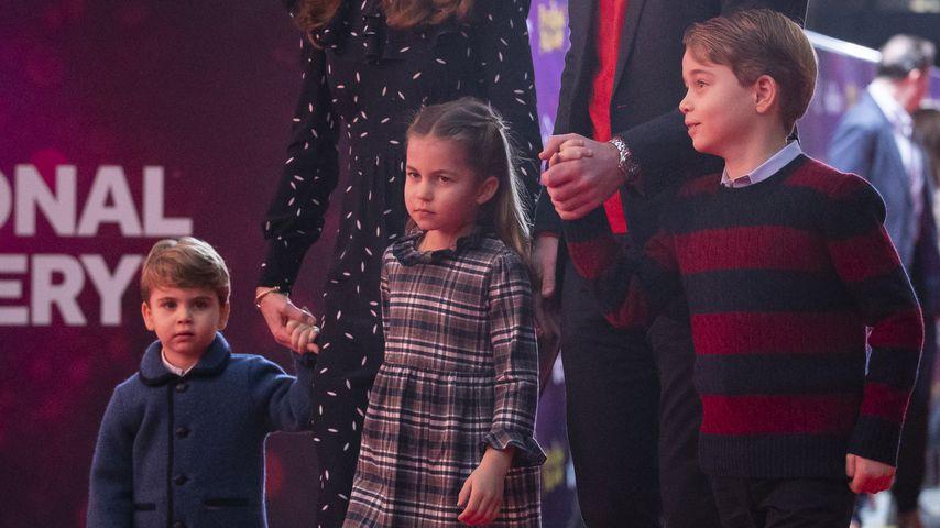 Erster Red-Carpet: So teuer waren die Looks der Mini-Royals!