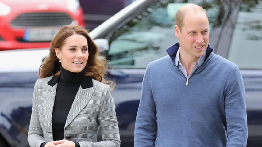 Herzogin Kate und Prinz William, Oktober 2018