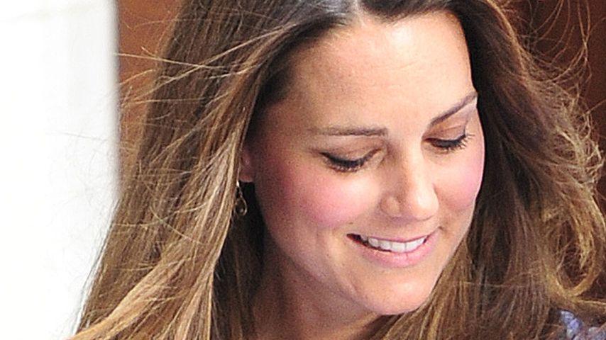 Herzogin Kate ist die schönste Neu-Mama im Sommer!