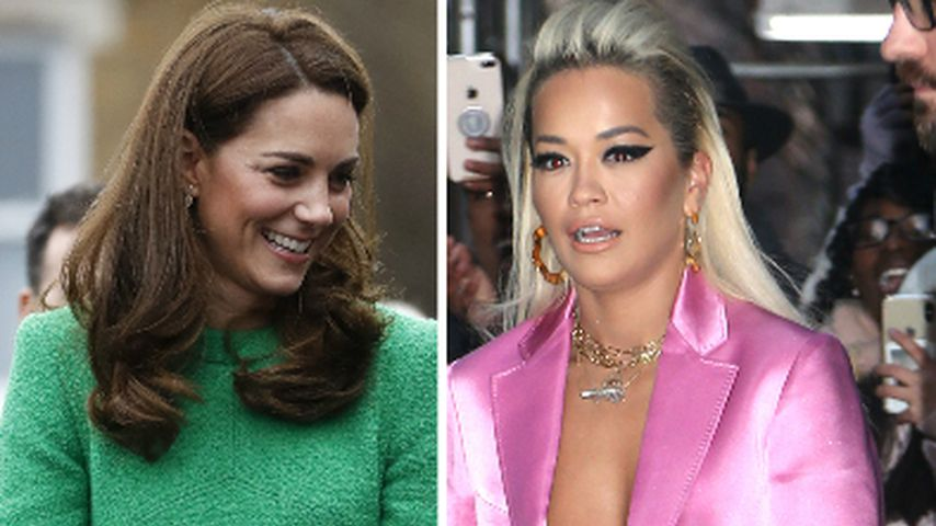 Kates Grün, Ritas Pink: Das bedeuten die Promi-Farbvorlieben