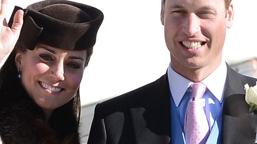 Herzogin Kate & Prinz William: Das Baby ist da!