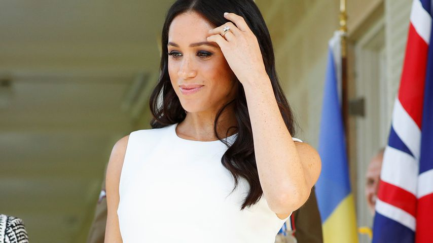 Herzogin Meghan bei einem Staatsbesuch in Sydney, Australien