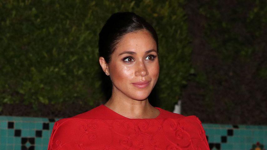 Glamour-Herzogin Meghan: Ihre schönsten Looks in Marokko!