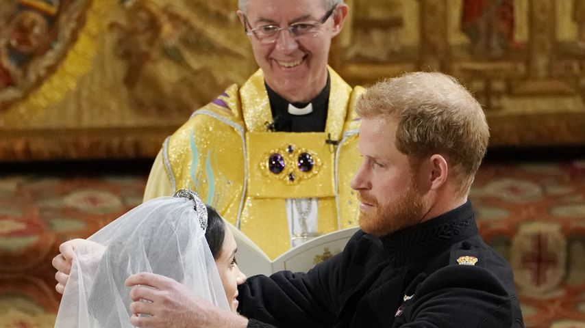 Meghans Hochzeitsstory: Jetzt wehrt sich der Erzbischof