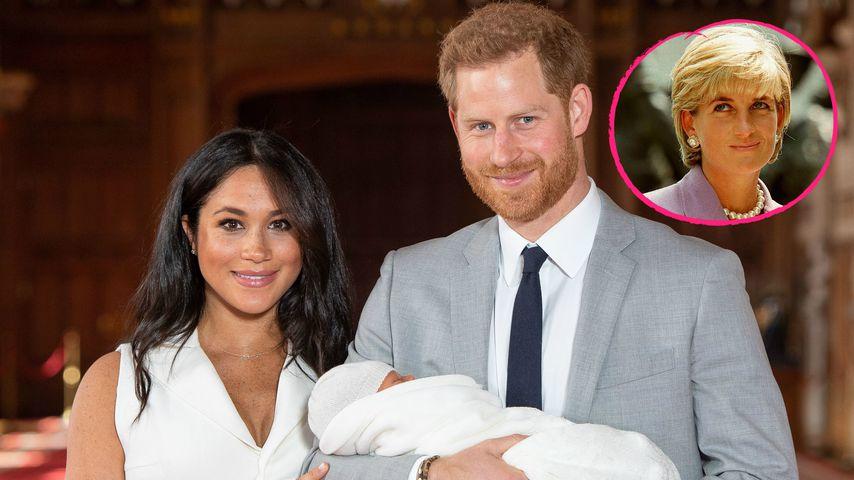 Fan-Theorie: Heißt Archie wegen seiner Oma Diana (†36) so?