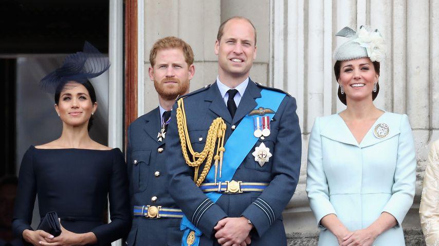 Diana schenkte William zum 13. Geburtstag einen Busen-Kuchen