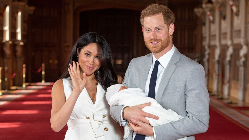 Meghan & Harry haben geheime Spende in Archies Namen gemacht