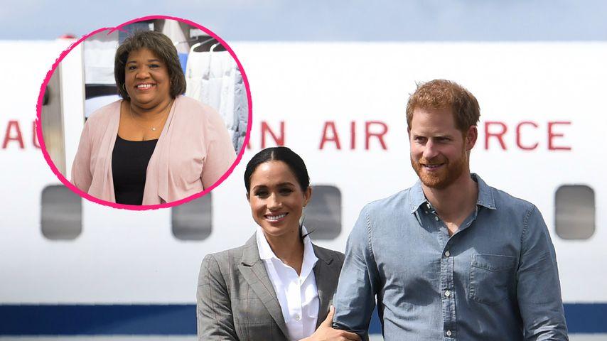 Wird sich diese Promi-Nanny um Meghan & Harrys Baby kümmern?