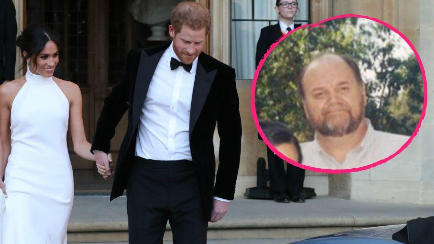 Nach Herzinfarkt: Reist Harry mit Meghan bald zu ihrem Dad?