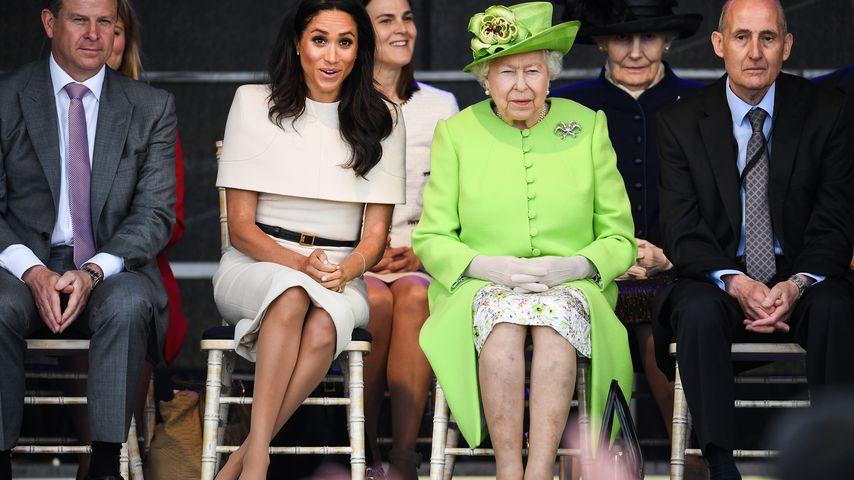 Wegen TV-Interview: Meghans Dad darf nie mehr zu Royal-Event
