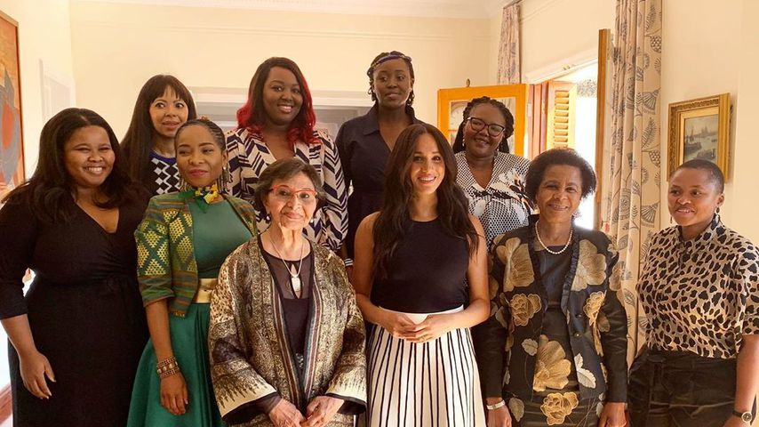 Gegen Rassismus: Herzogin Meghan mit bewegender Afrika-Rede