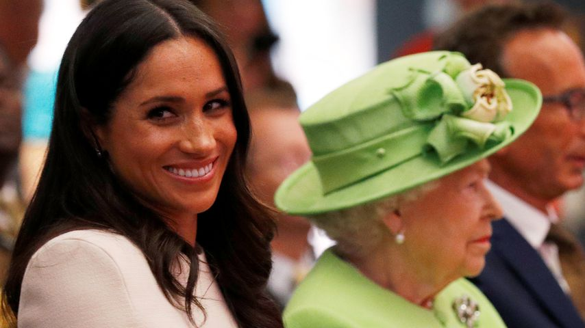 Dieses Mode-Opfer bringt Herzogin Meghan für die Queen!
