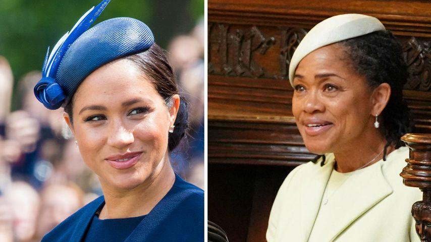 Bei Trooping the Colour: Meghan sieht aus wie Mama Doria