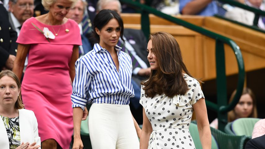 Meghans Schwester weiß: Darum streiten sich die Herzoginnen