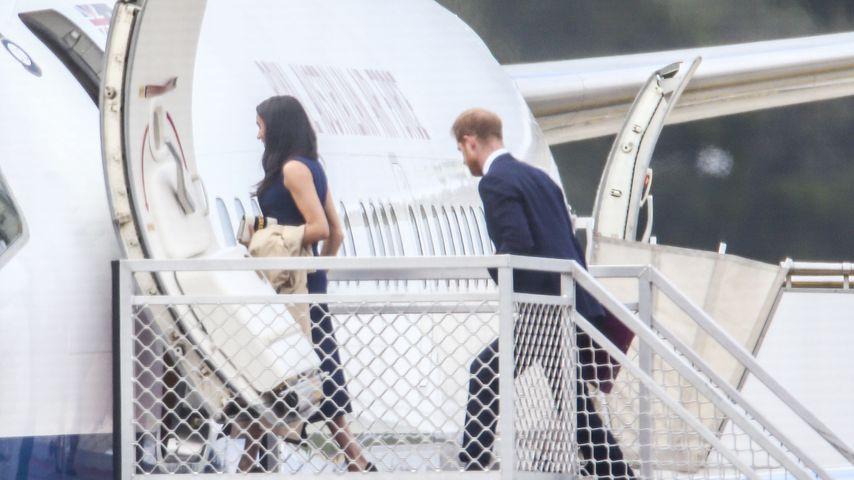 Herzogin Meghan und Prinz Harry, 2018