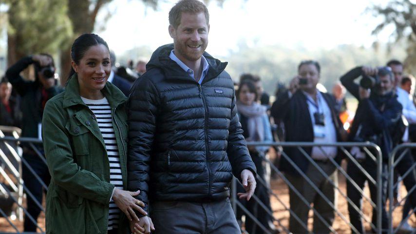 Wandern Harry & Meghan nach der Geburt nach Afrika aus?