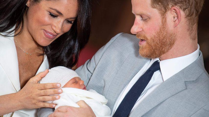 Archie Harrison: Das bedeutet der Name von Prinz Harrys Sohn