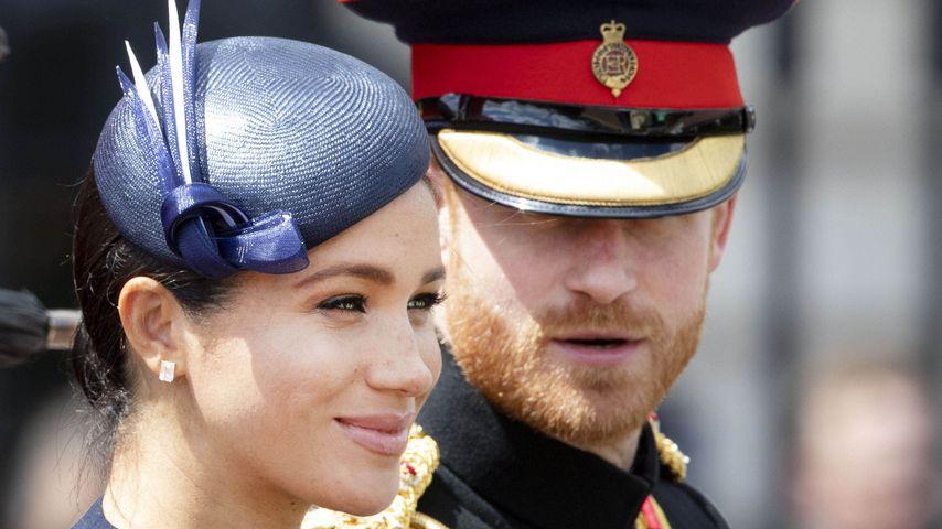 Herzogin Meghan und Prinz Harry im Juni 2019
