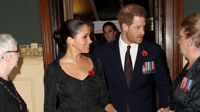 Harry und Meghan sind in Kanada – und dort sehr willkommen!