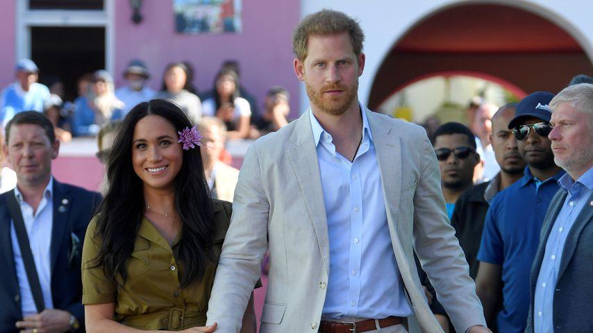 Herzogin Meghan und Prinz Harry in Südafrika 2019