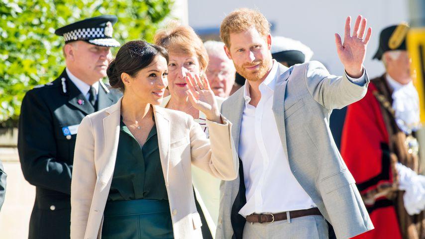 Herzogin Meghan und Prinz Harry, 2019