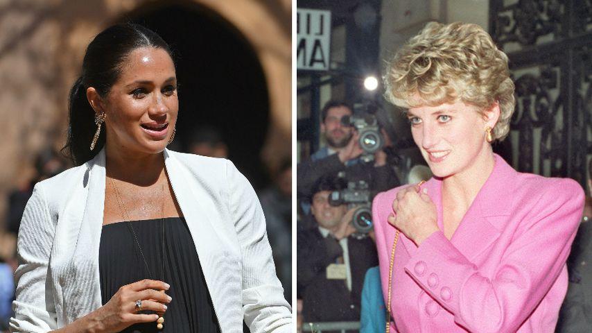 Mit Baby Sussex: Kann Meghan Dianas Kinder-Rekord brechen?