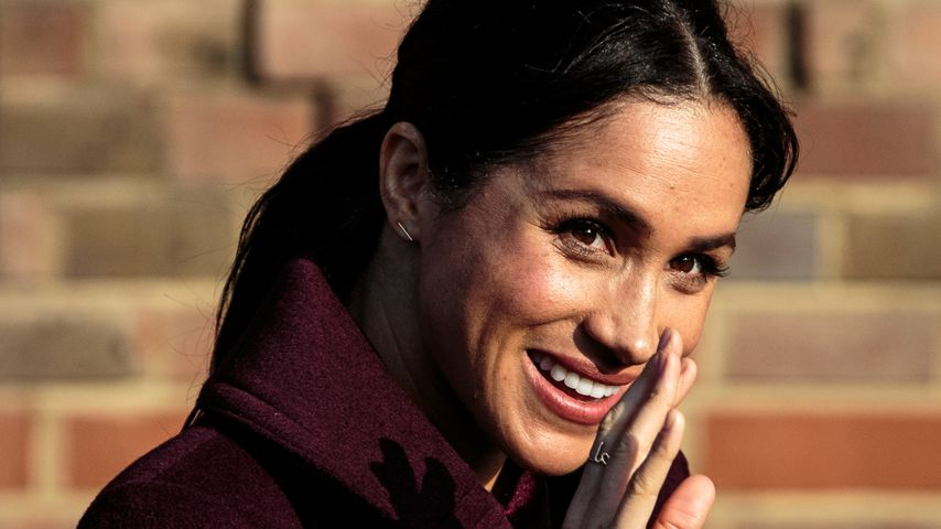 Körpersprachenexperte: So hat sich Meghan 2018 verändert