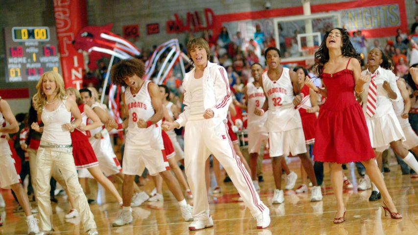 """Zac Efron und Vanessa Hudgens in """"High School Musical"""""""
