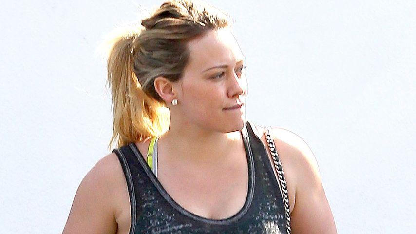 Keine Lust auf Diät! Das alles isst Hilary Duff