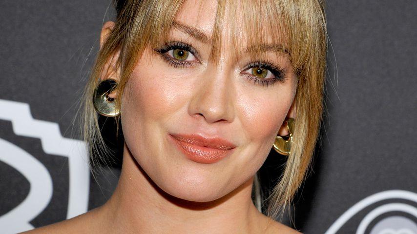 Hilary Duff: Kurz-Reunion mit Ex für Sohn Luca