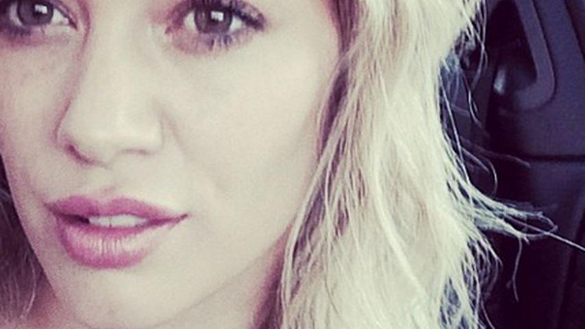 Fescher Frühlingslook: Blond, blonder, Hilary Duff