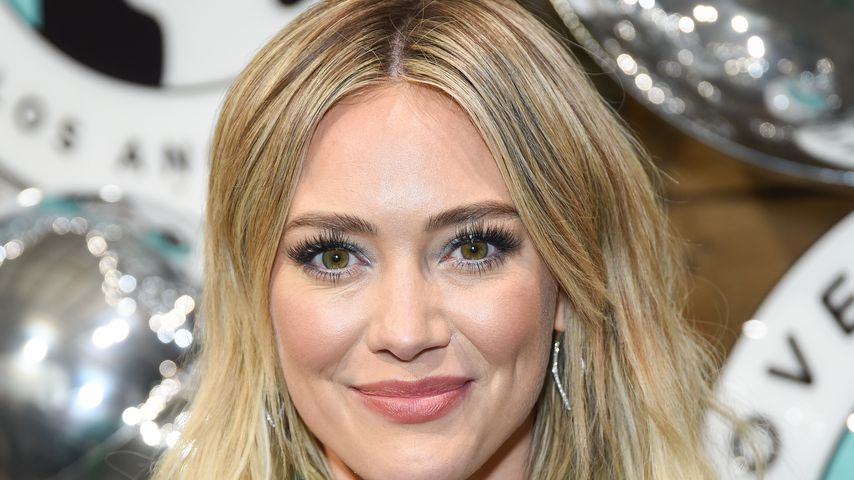 Hilary Duff in Los Angeles 2019