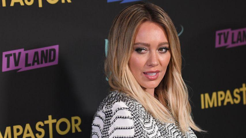 """Delta ist ein Miststück"": Hilary Duff an Corona erkrankt"