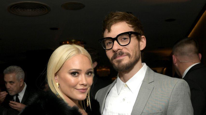 Hilary Duff und ihr Mann Matthew Koma im Januar 2019 in Beverly Hills