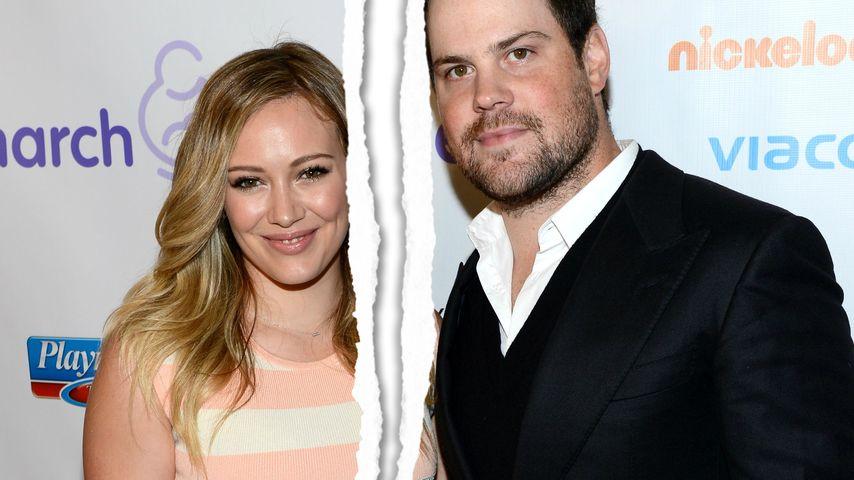 2,5 Millionen Dollar! Teure Scheidung für Hilary Duff