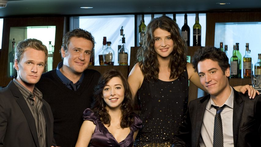 """How I Met Your Mother""-Cast"