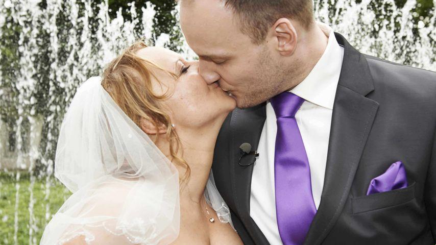 """""""Blind Wedding""""-Bea: Ihre Familie steht hinter ihr"""